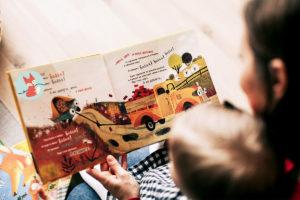 Les avantages d'écouter une histoire sans écran pour les enfants