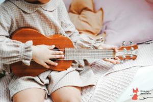Les bienfaits de la musique sur l'enfant et son appréhension du monde qui l'entoure