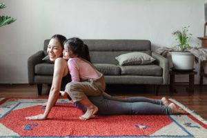 Les bienfaits du Yoga pour enfant